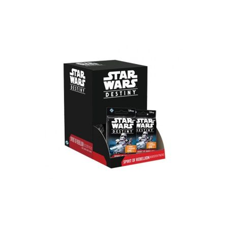 Joc Star Wars – Destiny Spirit of Rebellion Booster Pack