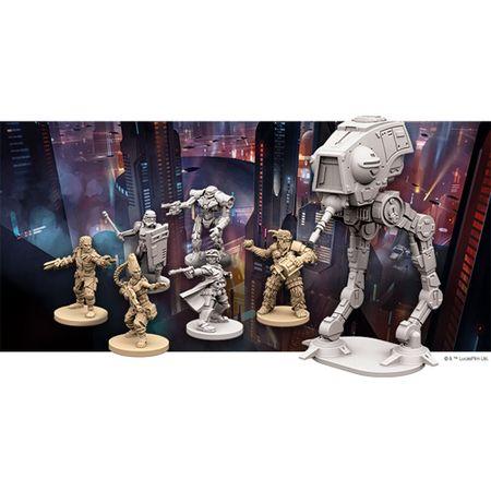 Joc de societate Star Wars Imperial Assault – Heart of the Empire – extensie