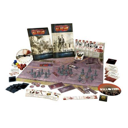 Joc de societate The Walking Dead – All Out War