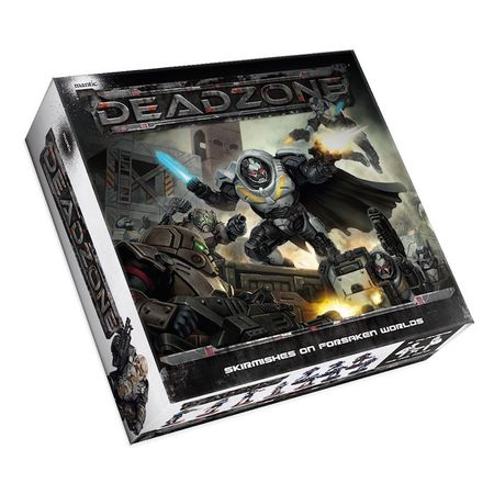 Deadzone 2nd Edition Starter Set