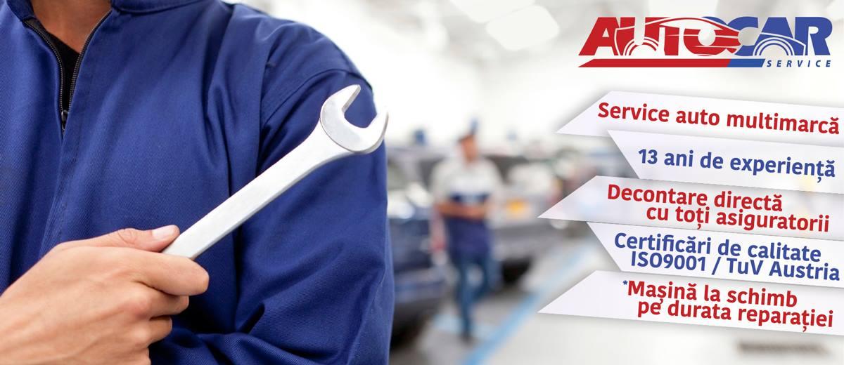 AutoCar Grup Service - Reparatii Auto Bucuresti Voluntari