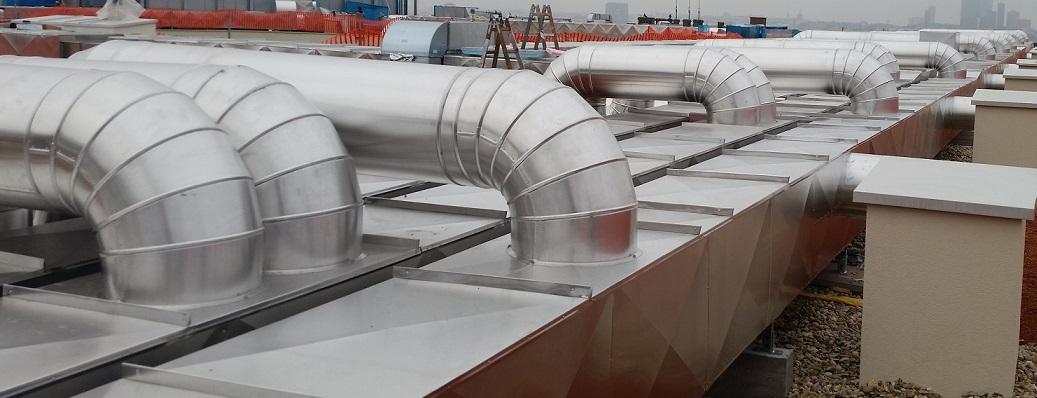 Iso-Welt srl - Protectie mecanica din tabla pentru izolaţii tehnice - Jacketing