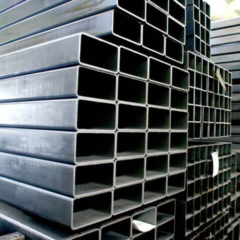 Ţeavă rectangulară 100x20x2 mm