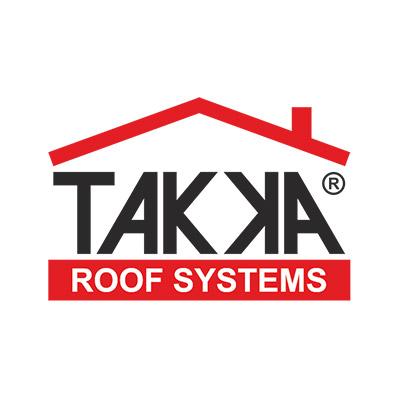 TAKKA ROOF - Țiglă metalică, tablă cutată, tablă fălțuită și accesorii pentru acoperiș