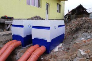 Pompe de căldură sol - apă Cluj